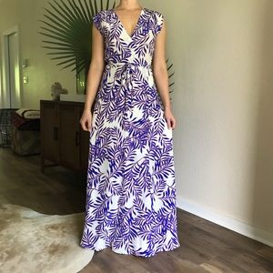"Yumi Kim ""swept away"" maxi dress size small"